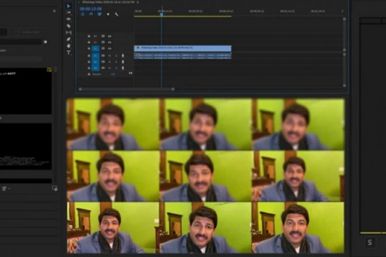 Індійський політик використав deepfake-відео для агітації