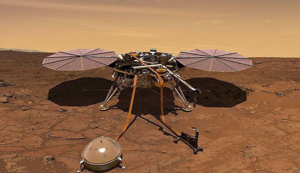 Вчені NASA вперше зафіксували на Марсі сейсмічну активність