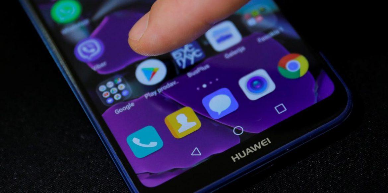 Google просять власників смартфонів Huawei не встановлювати їх додатки