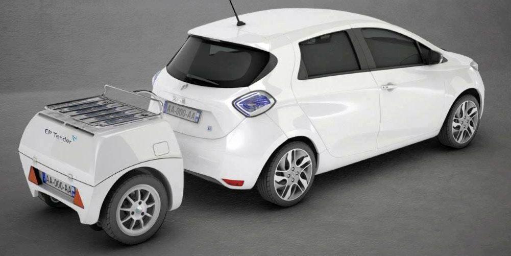 Французький стартап створить пауербанк на колесах для електрокарів