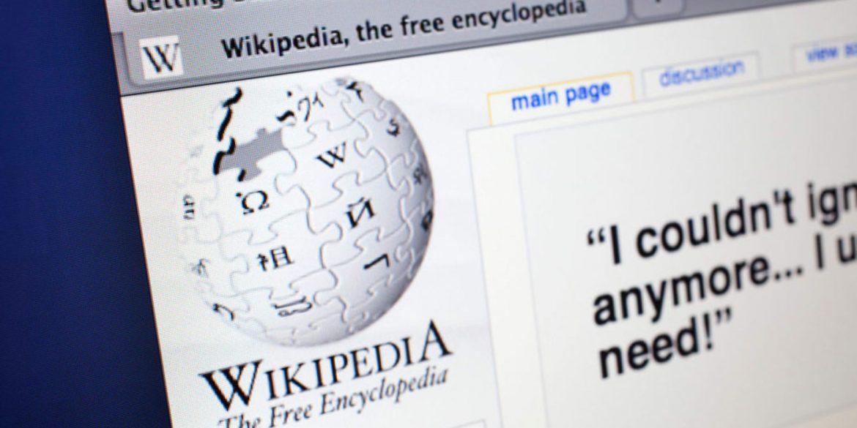 Українська «Вікіпедія» досягла позначки в 1 мільйон статей