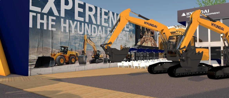 Hyundai розроблять екологічно чисті екскаватори на водні