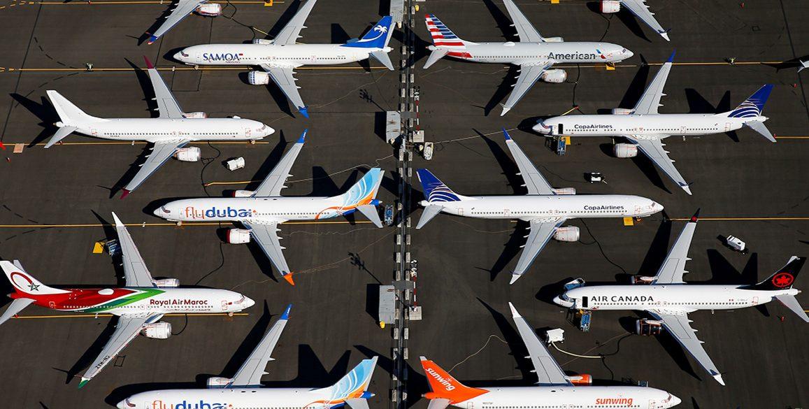 Boeing уклали контракт з блокчейн-платформою на продаж деталей на 1 мільярд доларів