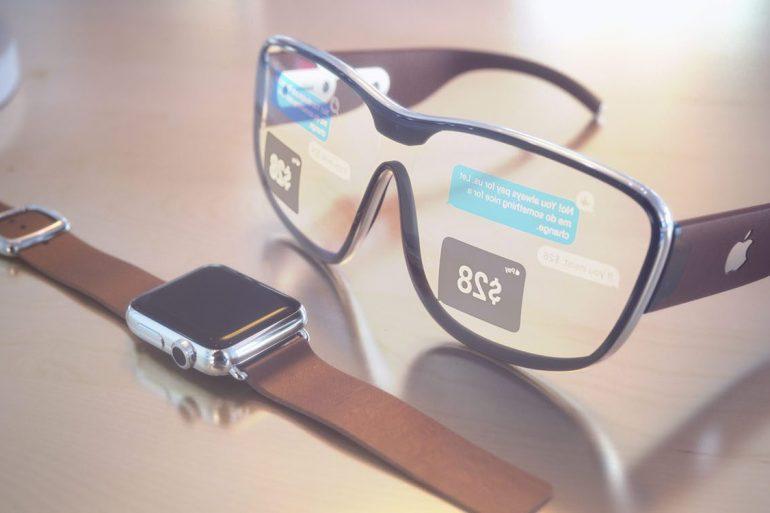 Apple розробляє окуляри доповненої реальності та гру до них