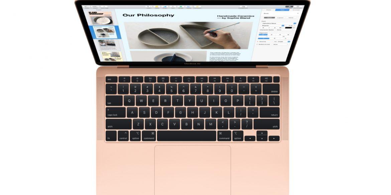 Apple представили новий MacBook Air з оновленою клавіатурою і зниженою ціною