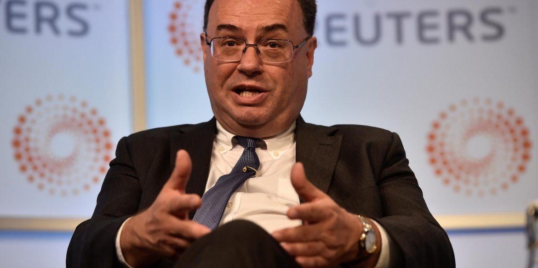 Глава Банку Англії закликає не інвестувати в біткоіни