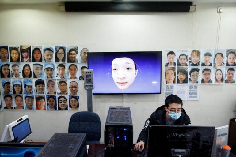У Китаї розробили технологію розпізнавання облич через маски