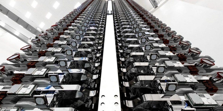 SpaceX успішно вивела на орбіту сьому партію інтернет-супутників Starlink