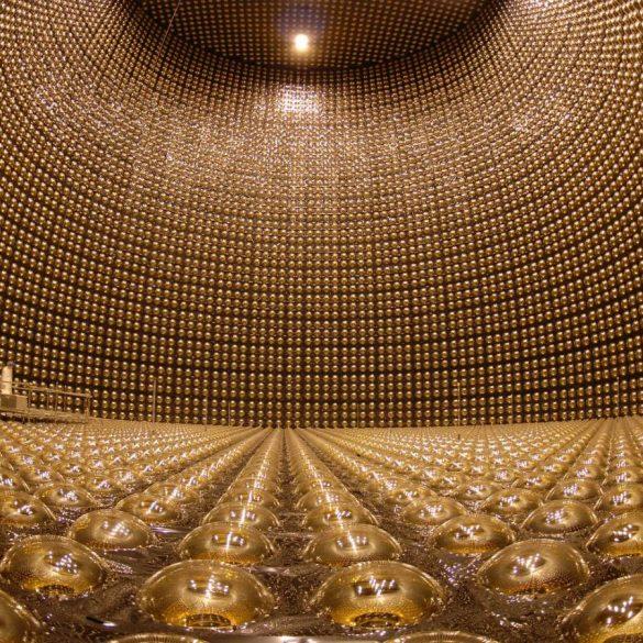 Золотая пещера. Как в Японии ловят нейтрино и антиматерию