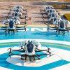 В Китае построят вокзал для беспилотных аэротакси