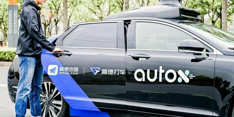 У Шанхаї запустять 100 безпілотних таксі