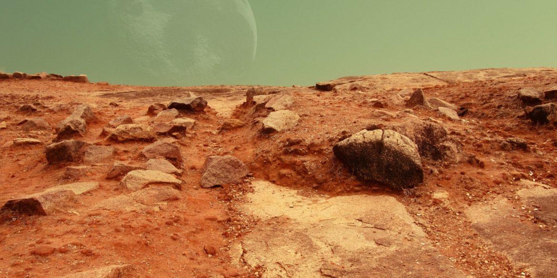 Метеорит дозволив вченим припустити, що 4 млрд років тому Марс був «живою» планетою