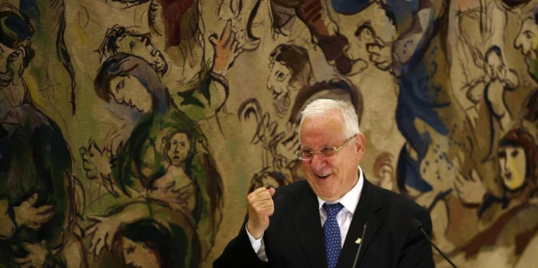 Президент Ізраїлю оцифрував свою зовнішність, щоб привітати громадян в доповненій реальності