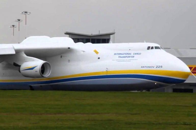 Ан-225 «Мрія» відправився в перший за 18 місяців політ, щоб доставити медвантаж для боротьби з коронавірусом