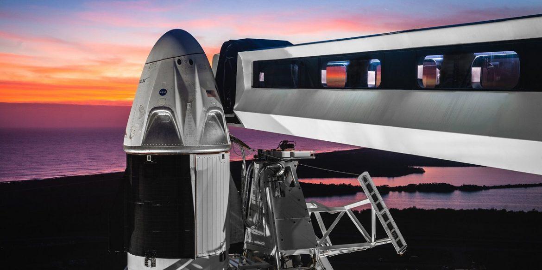 SpaceX переніс політ корабля Crew Dragon на МКС через погодні умови