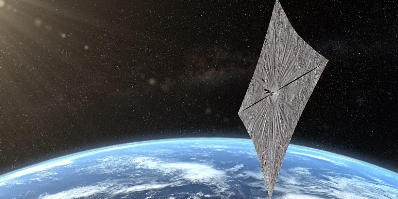 NASA запустить супутник з сонячним вітрилом