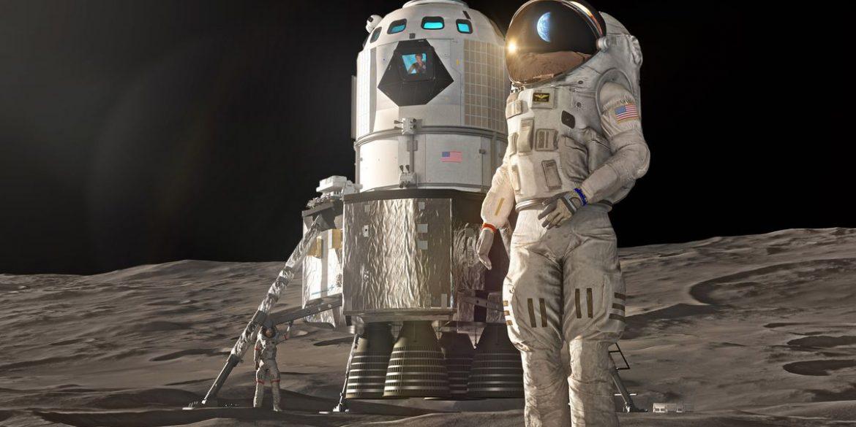 NASA уклала контракти з Blue Origin, SpaceX і Dynetics на реалізацію Місячної місії