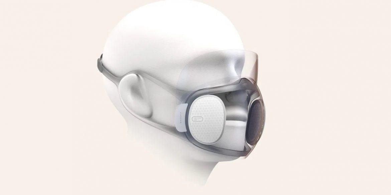 Творці фітнес-трекера Mi Band випустять самоочисну прозору маску