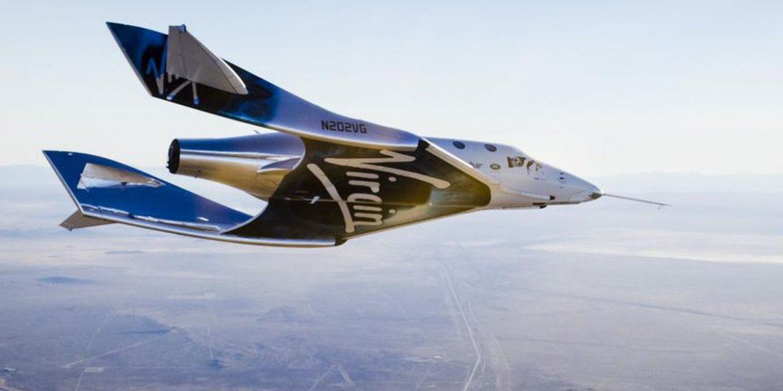 Virgin Galactic и NASA объединились для создания сверхзвукового авіалайнера