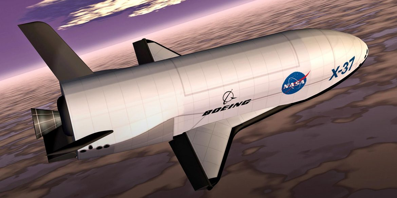 Американські військові вивели на орбіту секретний космоплан
