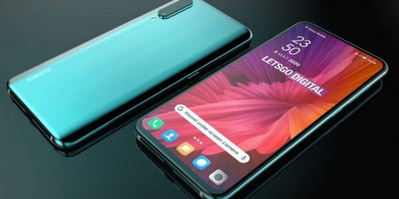 Xiaomi випустить смартфон з фронтальною камерою, захованою під дисплеєм