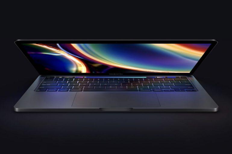 Apple представила MacBook Pro 13 з новою клавіатурою і процесорами