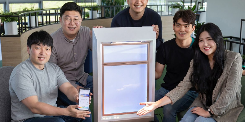 Samsung підтримав розробників світильника-вікна, що імітує сонячне світло