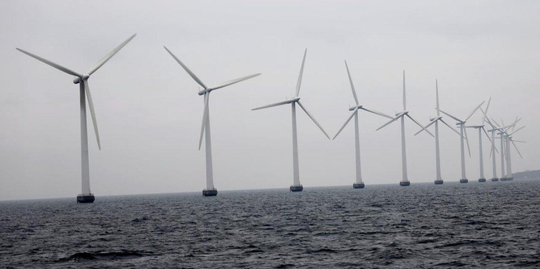 Данія створить два «енергетичних острова» з вітрогенераторами