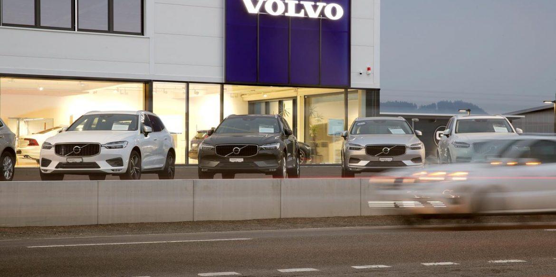Автомобілі Volvo з 2022 року будуть випускатися з вбудованим лідаром