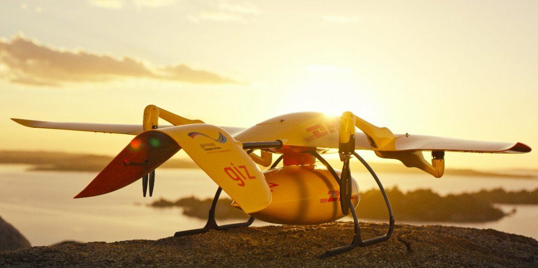 Тести на коронавірус в Шотландії будуть доставляти дронами
