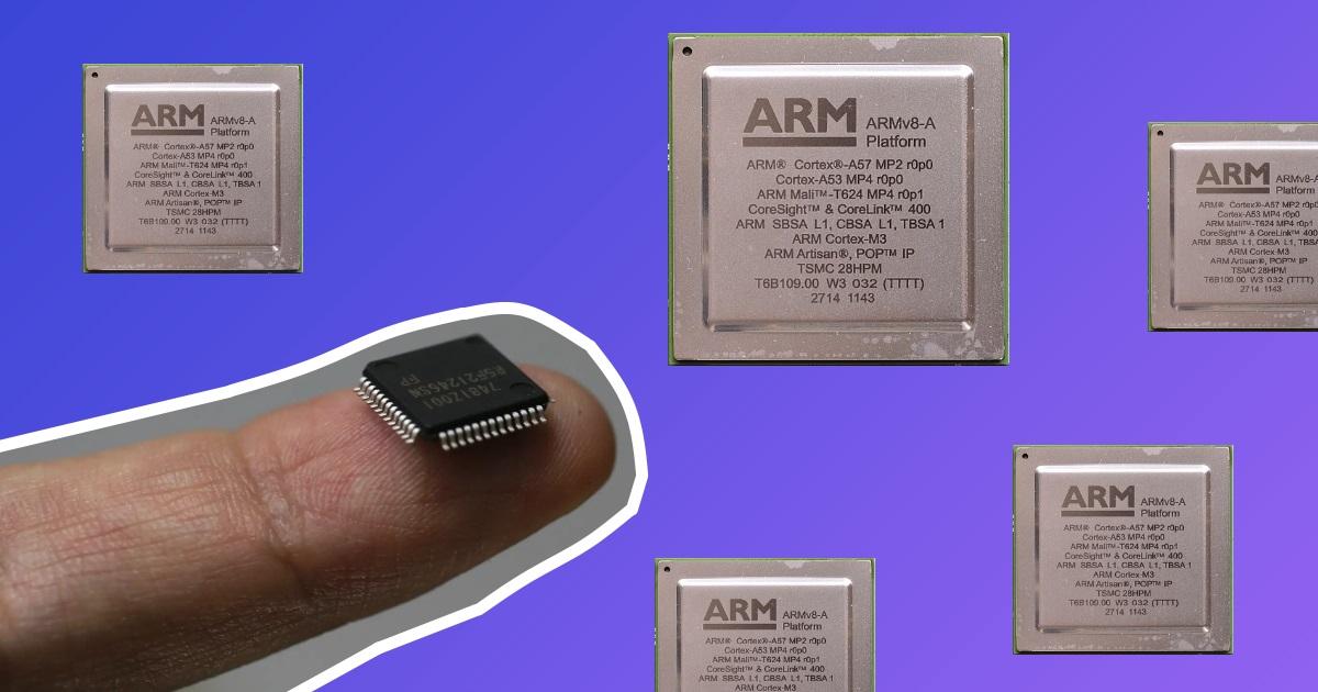 ARM-чіпи для Apple та суперкомп'ютерів. Що це таке?