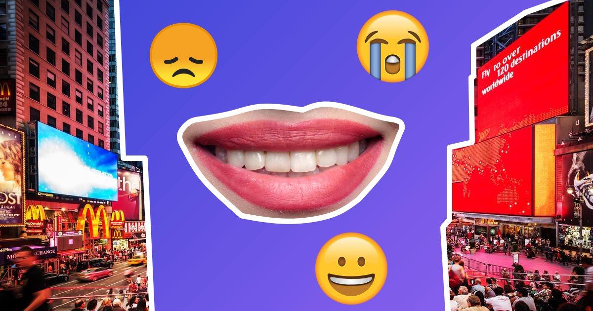 Штучний інтелект та емоції. Як посмішки стали ще одним маркетинговим інструментом