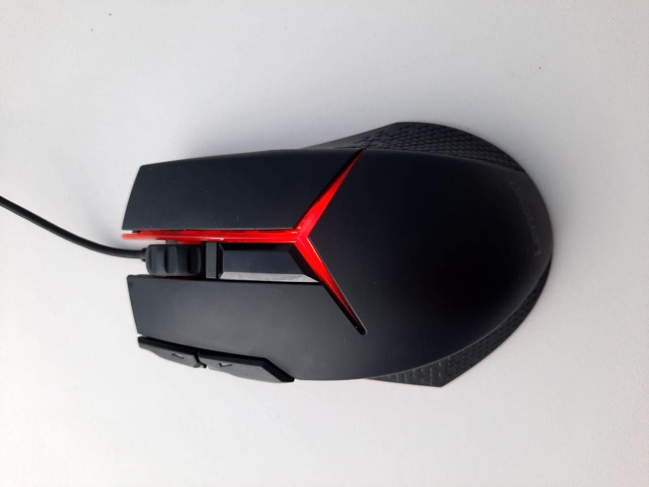 Огляд периферії для геймерів: миша Lenovo Y Gaming Precision Mouse та гарнітура Lenovo Legion H300 Gaming Headset