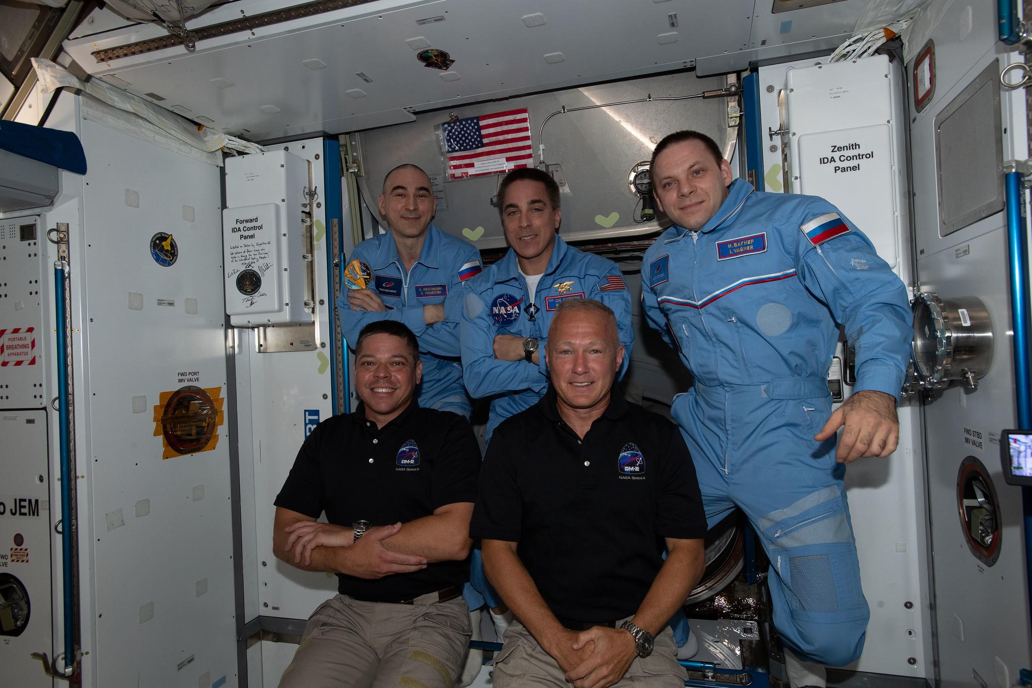 Політ Crew Dragon до SpaceX. Як це виглядало