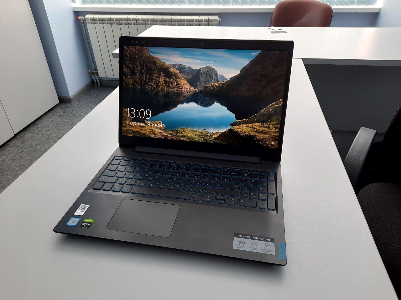 Огляд Lenovo IdeaPad L340 Gaming. Що можна поставити на недорогий ігровий ноутбук