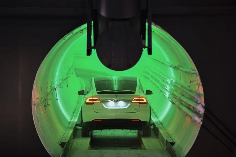 Boring Company Ілона Маска з'єднає тунелем ще один район Лас-Вегаса