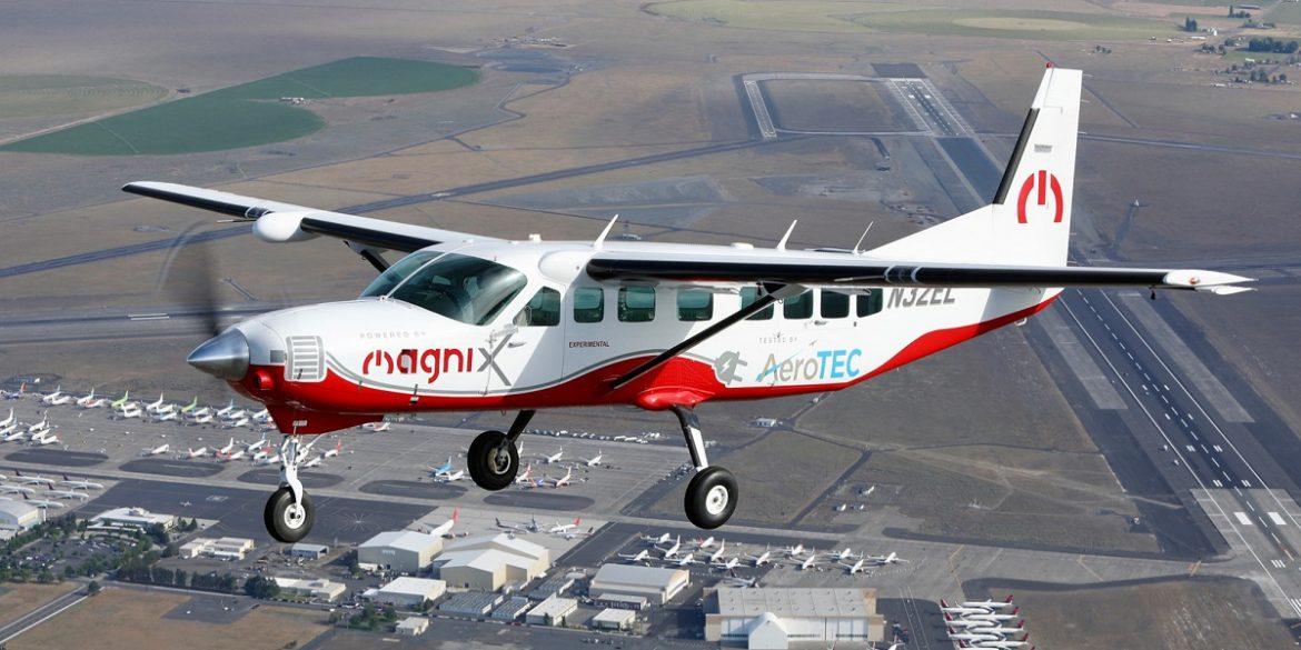 Найбільший електричний літак в світі здійснив перший політ