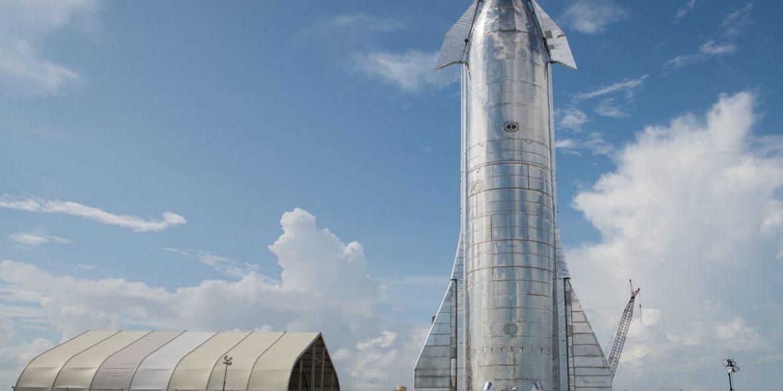 SpaceX побудує плавучий космодром для ракети Starship