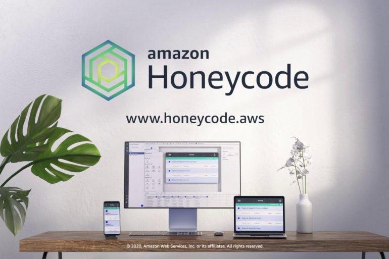 Amazon запустив сервіс для розробки застосунків без навичок програмування