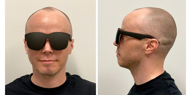 Facebook розробляє компактні VR-окуляри з голографічним дисплеєм