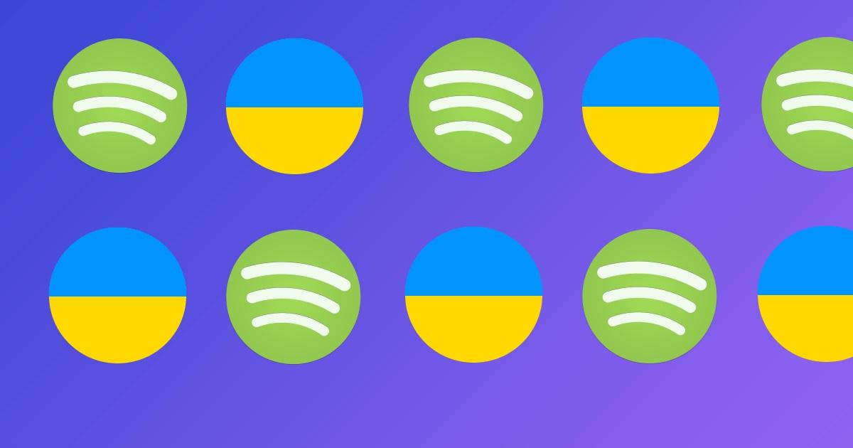 В Украине запустился сервис Spotify. Как им пользоваться?