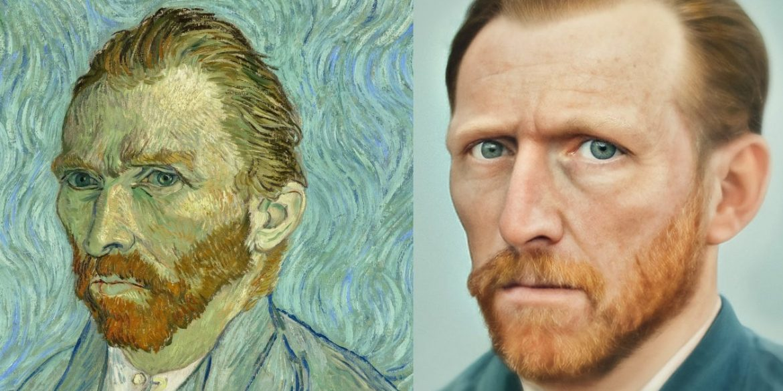 Нейромережу навчили реалістично відтворювати обличчя знаменитостей минулого