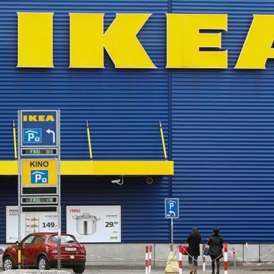 IKEA відкриє перший магазин в Україні в жовтні — ЗМІ