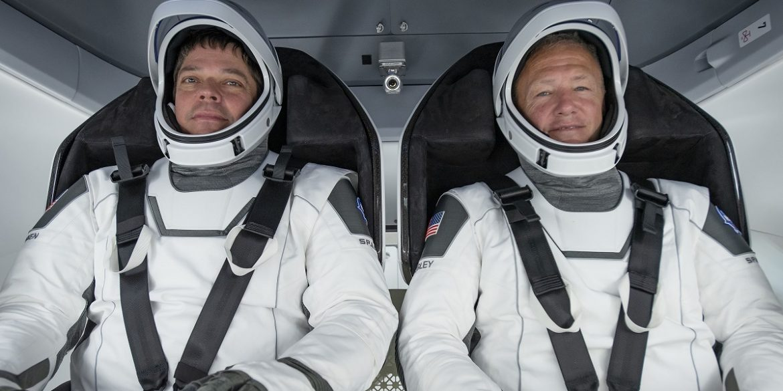 NASA покаже в прямому ефірі повернення на Землю Crew Dragon з астронавтами