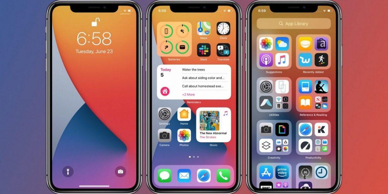 Apple випустила публічні бета-версії iOS 14 і iPadOS 14