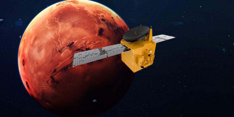ОАЭ отправит к Марсу первый арабский исследовательский зонд
