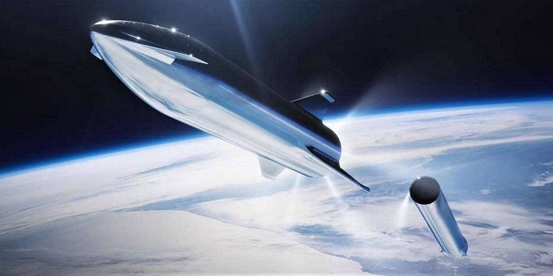 Ілон Маск анонсував тестовий політ космічного корабля Starship