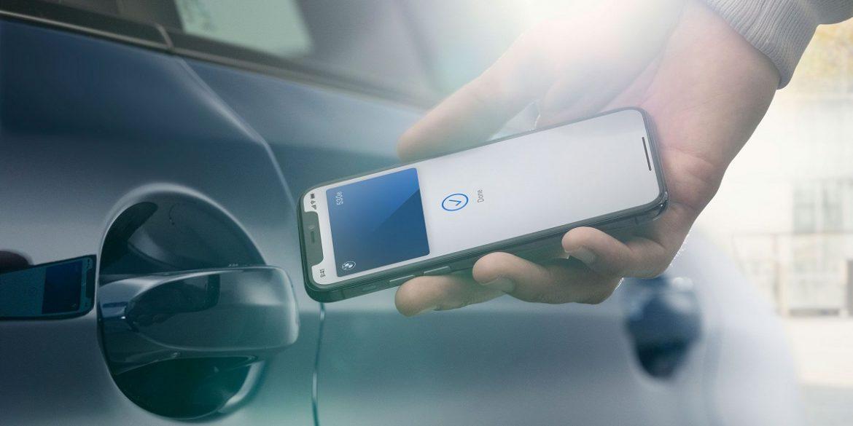 За допомогою Apple Watch і iPhone тепер можна відкрити і завести автомобіль