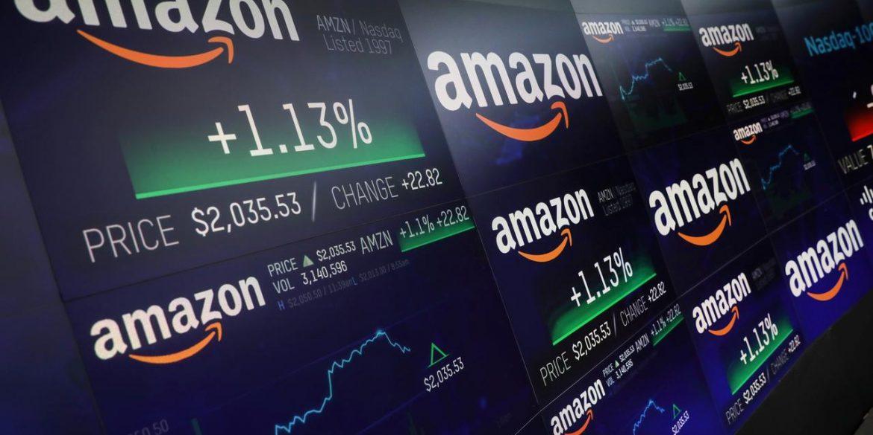 Вперше в історії вартість акцій Amazon перевищила $3 тис