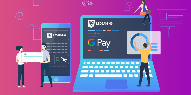 LeoGaming і Concord Bank запустили платежі в один клік з Google Pay
